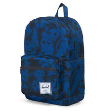 Herschel Pop Quiz Backpack Jungle Floral Blue 1056 1828432092383