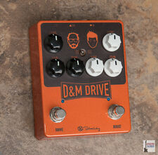 NEW Keeley D&M Drive Pedal - Signature Boost/Overdrive - Ships Worldwide