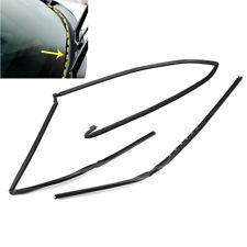 Front Windshield Wiper Moulding Trim Seal Strip Glass For BMW E39 525i 530i 540i