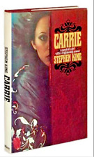 Carrie by Stephen King It Stand Shining OUT OF PRINT ** HARDCOVER ** LIKE NEW **