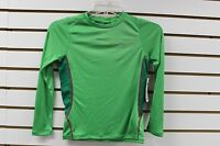 Marmot Girl's Outlook Long Sleeve Bright Grass/Dark Fern 69430 New With Tag