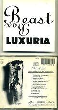 LUXURIA Beast Box 1990 US - Howard Devoto MAGAZINE Buzzcocks