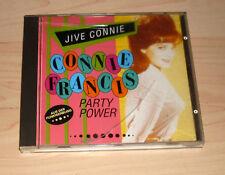 CD Album - Connie Francis - Party Power : Schöner Fremder Mann + ..
