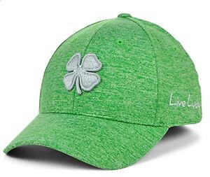 NEW Black Clover Live Lucky Heather Apple Green L/XL Golf Hat/Cap