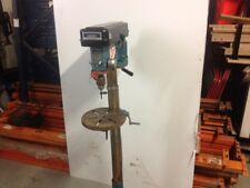 Clarke 16 Speed Floor Standing pedestal Pillar Drill 240v
