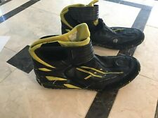 Asics 54 Wrestling Shoes - Yellow and Black - Size 12.5