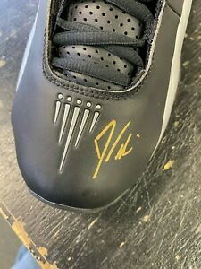 Jason Williams White Chocolate Autographed Signed Sneaker Shoe PSA COA