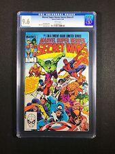 Marvel Super Heroes Secret Wars #1-12 Complete Set all CGC 9.6 (1984 Series)