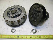 1990 Kawasaki Bayou KLF 300B ATV Good Clutches. Centrifugal Wet Clutch & Basket
