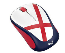 Limited Logitech M238 World Cup Themed Wireless Mouse England