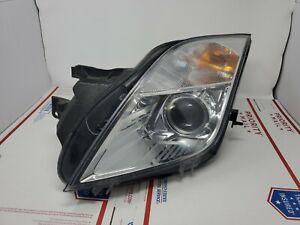 2010-2011 Mercury Milan Left Driver Headlight Halogen Head Light Lamp OEM 10 11