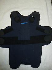 CARRIER for Kevlar Armor- (WOMANS) NAVY BLUE 3XL  Bullet Proof Vest Carrier Only