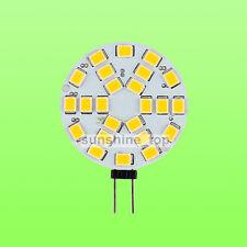 G4 24 SMD LED Lampe Licht Birne  2-2.5W Warmweiss DC 10-30V / AC 12V 220-250Lm