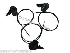 3 x Lawnmower Throttle Cable & Control Universal To Suit Most 4 Stroke Mowers