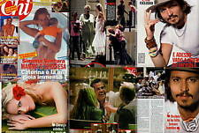 Chi Italien Michelle Hunziker,Johnny Depp,Clooney