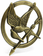 HUNGER GAMES MOCKINGJAY SPILLA GHIANDAIA KATNISS COSPLAY pin la ragazza di fuoco