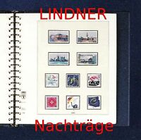 Lindner doppel-T Nachtrag 2014 Bundesrepublik Deutschland / BRD NEU!!!