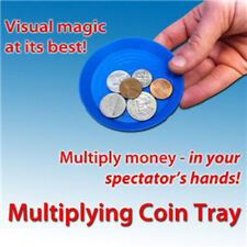 Multiplying Coin Tray by Royal Magic from Murphy's Magic