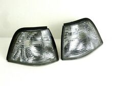 BMW 3 SERIES E36 1990-2000 FRONT INDICATOR PAIR CLEAR SALOON ESTATE COMPACT TYC