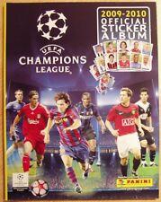 Panini Champions League 09/10 - 2009 - 2010 - alle 564 Sticker ohne Album NEU