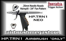 Iwata Neo Airbrush HP.TRN1 .35mm ( Airbrush Only ) Free Insured Post