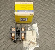NEW Square D 9998 LA-42 Contact Replacement Kit Class 8910 Type LO-2 40 Amp 2 P