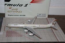 "Etihad A-340-600 (A6-EHK) ""Formula 1"", Phoenix, super selten!"