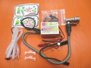 ORIGINAL Rcexl elektronische Zündung 2S Lipo fähig SW 19mm DC 6 bis 14,4V Solo