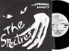 Spectres~Original Fre PS 45 This strange effect EX 1980 Post Punk Sex Pistols