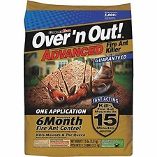 Over'N Out! Advanced Fire Ant Killer Granules 11.5 lb.