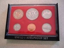 1982 - S US PROOF SET WITH ORGINAL PACKAGE 5 coin set