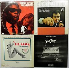 GREAT FILM SOUNDTRACK OST LPs lot of 10 #2327