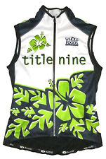 Sugoi TITLE NINE Windproof Cycling Vest, Women's M