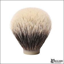 Maggard Razors 26mm 2-Band Badger Shaving Brush Knot Only