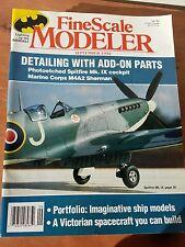Fine Scale Modeler Magazine September 1992