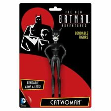 Batman: The New Batman Adventures Catwoman 5-Inch Bendable Action Figure