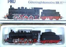 DR BR 55 3784  Dampflok Piko DDR  HO  1:87 #3210