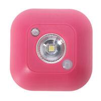 Mini Wireless Auto Motion Sensor Emergency LED Wardrobe Cabinet Night Light Lamp