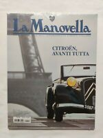 SIGILLATO MAI APERTO LA MANOVELLA N. 4 - 2004 CITROEN TRACTION AVANT CABRIOLET