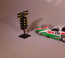 1/64TH SCALE CHRISTMAS TREE STAGING LIGHTS DRAG STRIP DIORAMA PROP!!