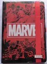 Marvel Superheroes Embossed Hardcover Writing Journal Notebook Licensed