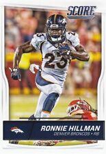 2016 Score Football Trading Card, #98 Ronnie Hillman