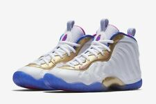 465ffa33563 Nike Lil Posite One Shoes Fushcia Size 6.5Y Women s Size 8 Foamposite White  GS