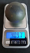 Minigolfball Migo Softy 2 unmarkiert Balldaten im Text