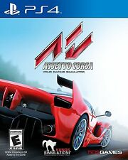 Assetto Corsa (Sony PlayStation 4, 2016) BRAND NEW / Region Free