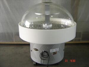 Kühlkuppel Salatbuffet Kühlgerät Durchmesser 1,30