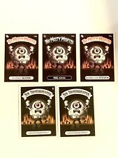 The Melty Misfits - Hail Satan 5 Card Set