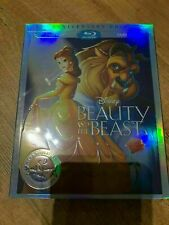 DISNEY BEAUTY AND THE BEAST - BLU RAY / DVD - BRAND NEW