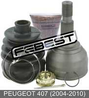 Outer Cv Joint 39X58.5X28 For Peugeot 407 (2004-2010)
