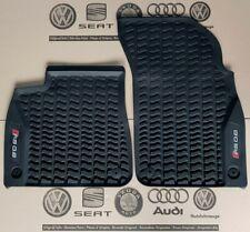 Audi Q8 original RSQ8 Fußmatten Gummimatten vorne Gummifußmatten rubber mats